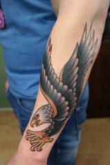 Tatoeage adelaar